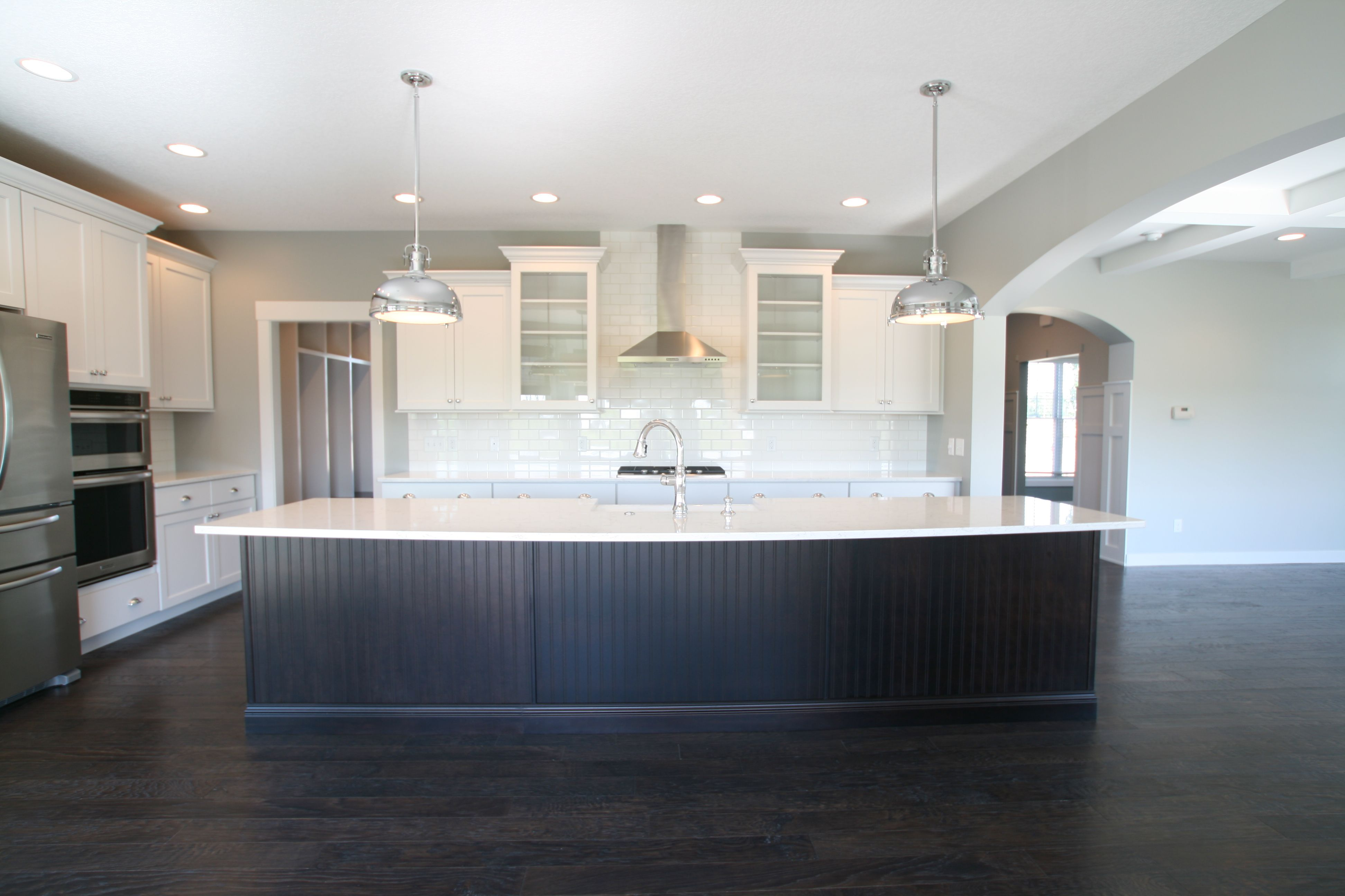 Kitchen Bathroom Remodeling In Geneseo Il By Village Home Stores Staggered Kitchen Cabinets Off White Kitchens At Home Store