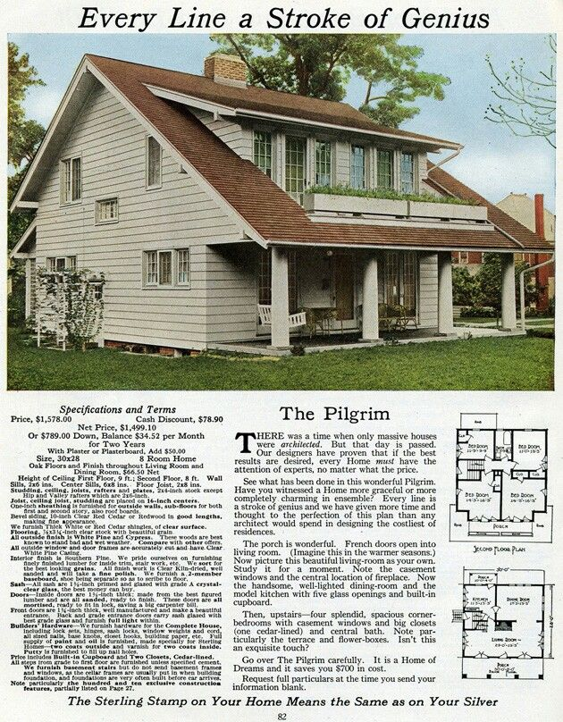 1920 House Design 4 Bedroom Vintage House Plans House Styles Different House Styles