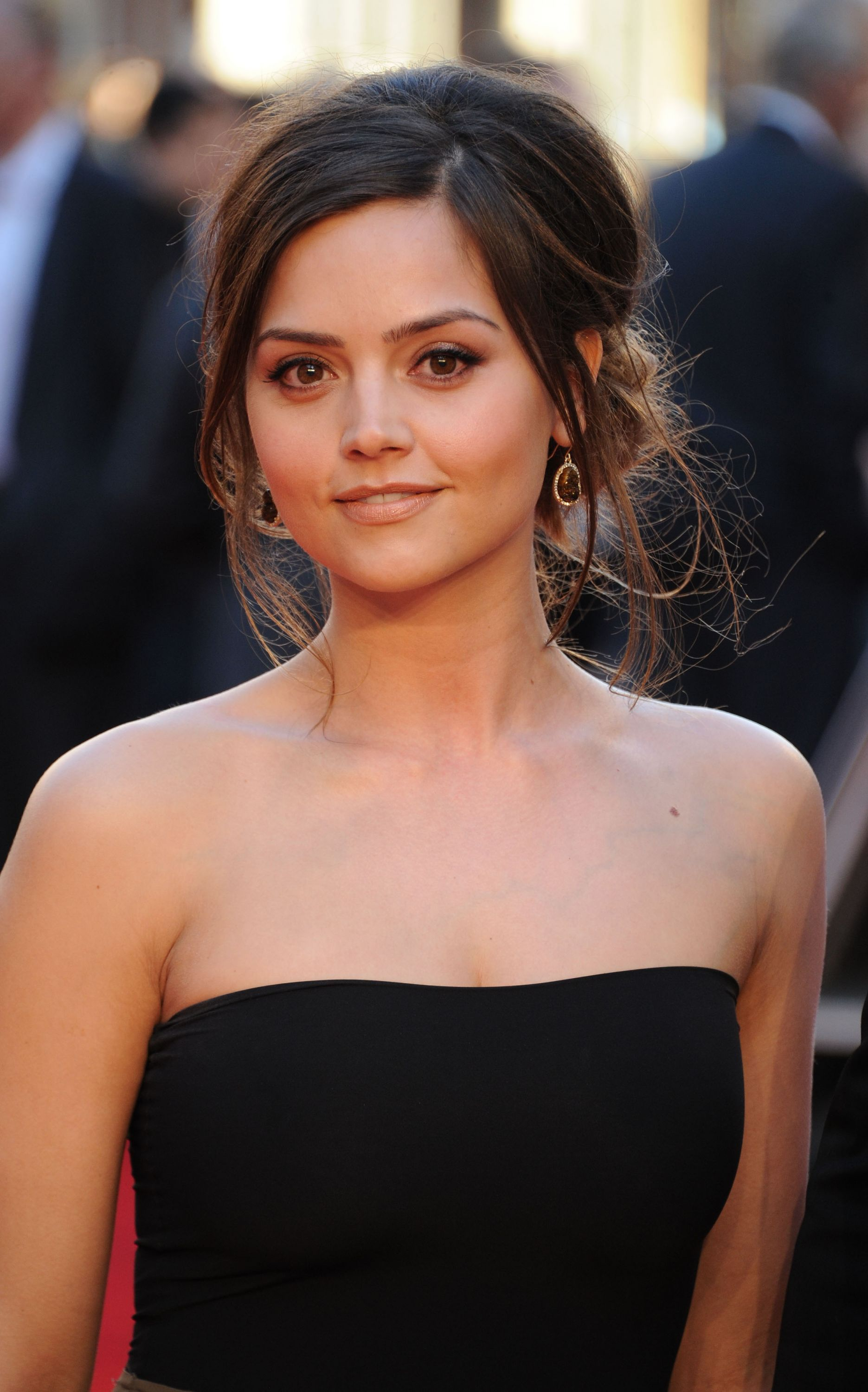 Watch Jenna Coleman (born 1986) video