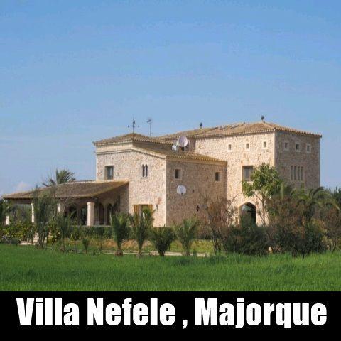 Hébergement pas cher à Villa Nefele