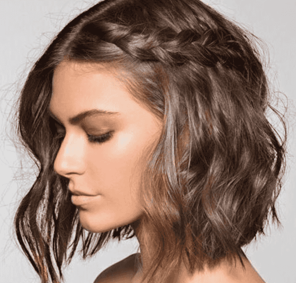 33 Best Hairstyles For Women In 2019 Braids For Short Hair Braided Hairstyles Gorgeous Hair