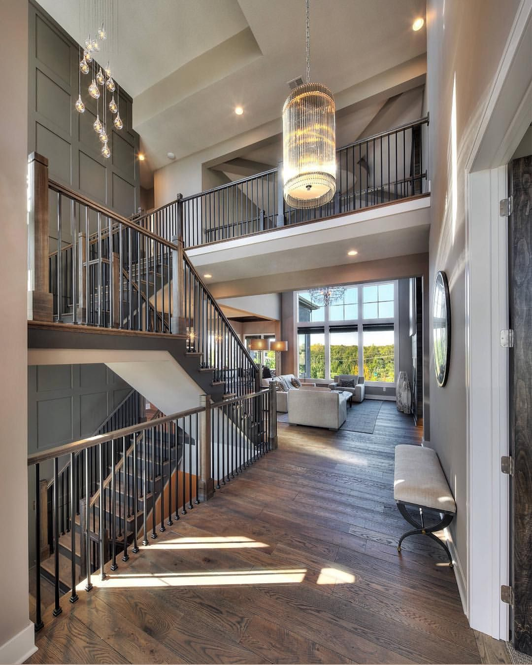 Swipe left to see more of this home by angela arnone orel location kansas product disclosure below  hi my name is kate rumson and   the also interesting simple house stair design ideas decorating rh pinterest