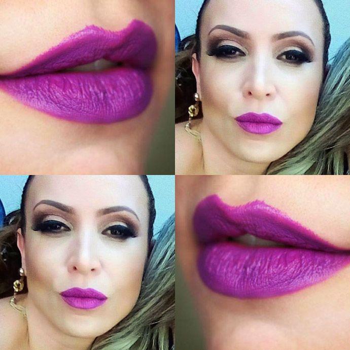 Red Lip Fantasy   Red lips, Beautiful makeup, Beauty hacks