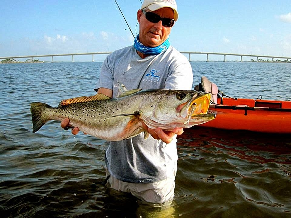 This is jerry mcbride 39 s huge indian river lagoon florida for Indian river florida fishing