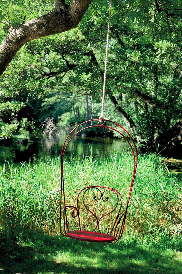 Fauteuil de jardin suspendu, balancelle   Fauteuil suspendu ...