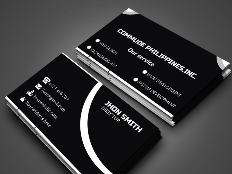 Business Card Design Business Card Design Free Business Card Templates Unique Business Cards Design