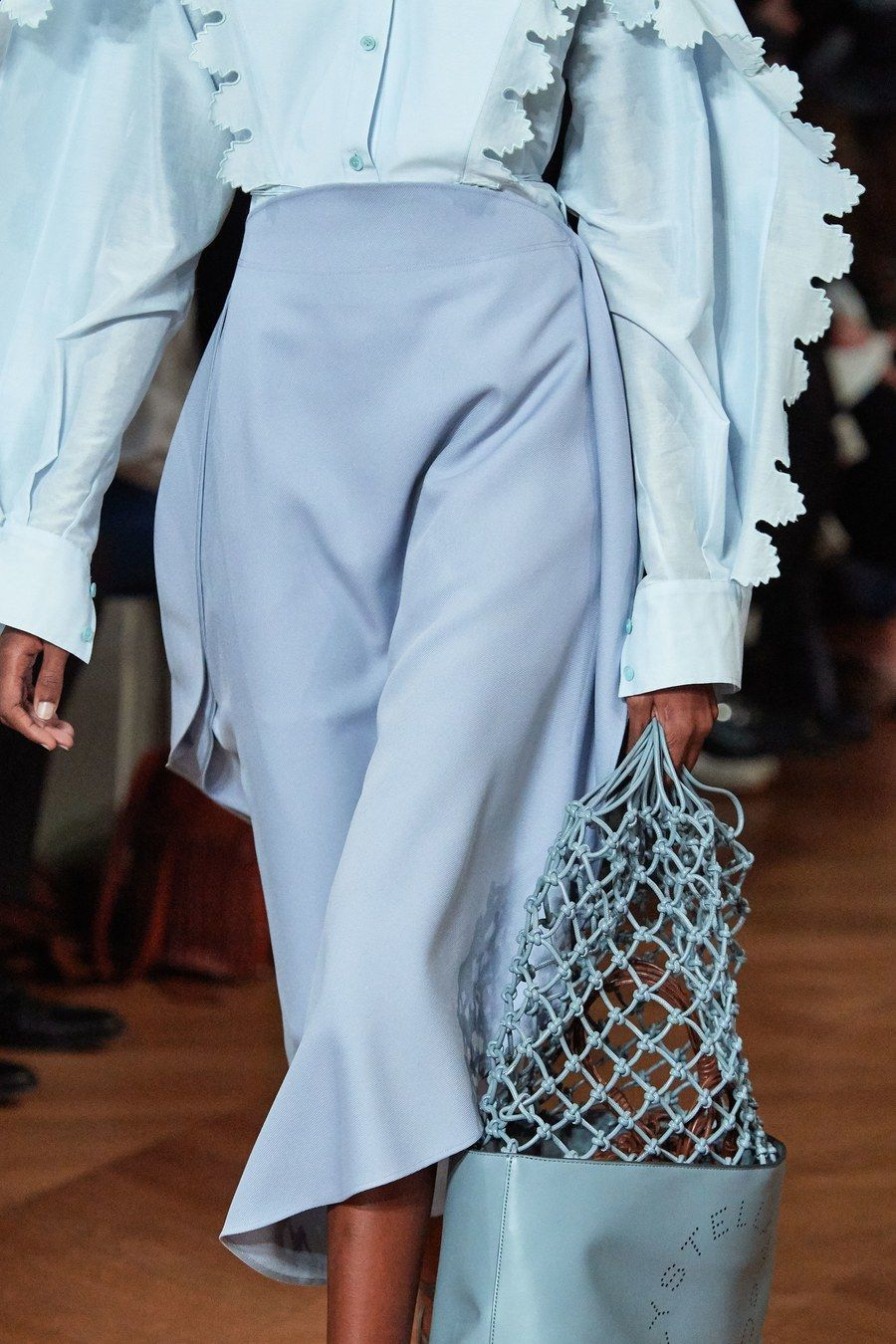 Stella McCartney Spring 2020 Ready-to-Wear Fashion Show -  Stella McCartney Spring 2020 Ready-to-Wear collection, runway looks, beauty, models, and reviews.  - #Fashion #McCartney #ReadytoWear #RunwayFashion2020 #RunwayFashionaesthetic #RunwayFashionalexandermcqueen #RunwayFashioncasual #RunwayFashionchanel #RunwayFashiondior #RunwayFashiondolce&gabbana #RunwayFashionversace #RunwayFashionwomen #Show #Spring #Stella