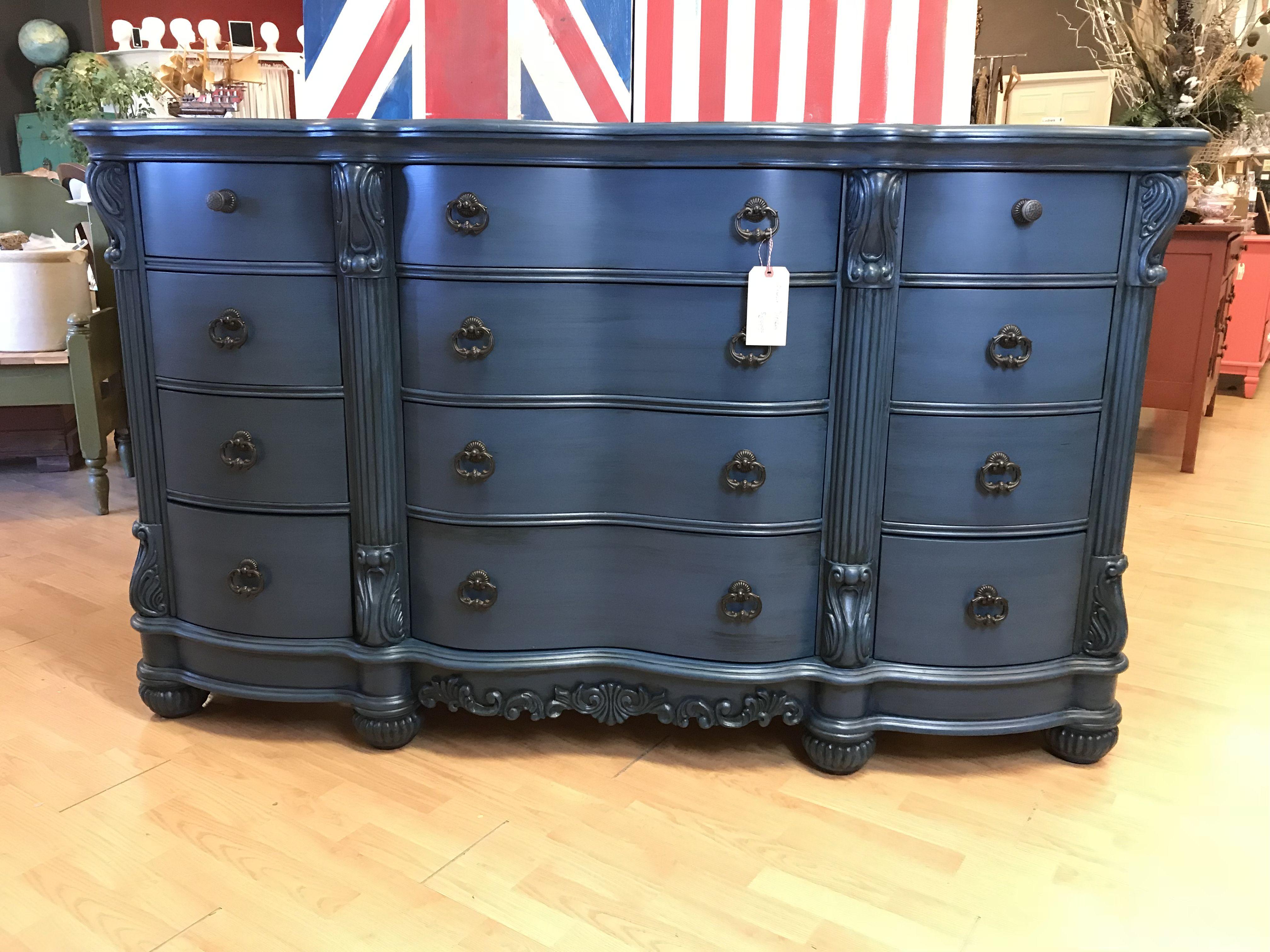 Europa Collezione Dresser Buffet By Carol House Furniture Company