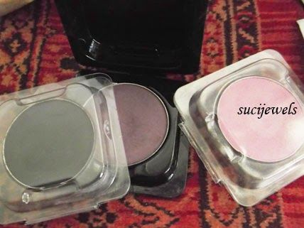 review makeover eyeshadow reffill
