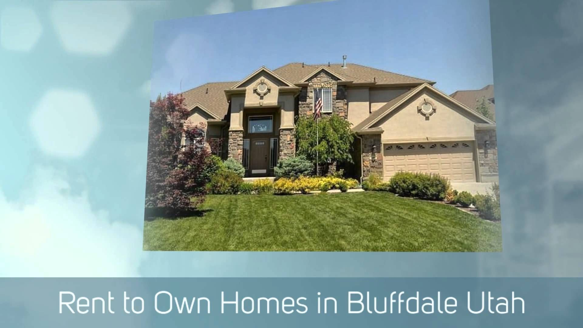 Rent to Own Homes in Bluffdale Utah | Owner Financed Houses