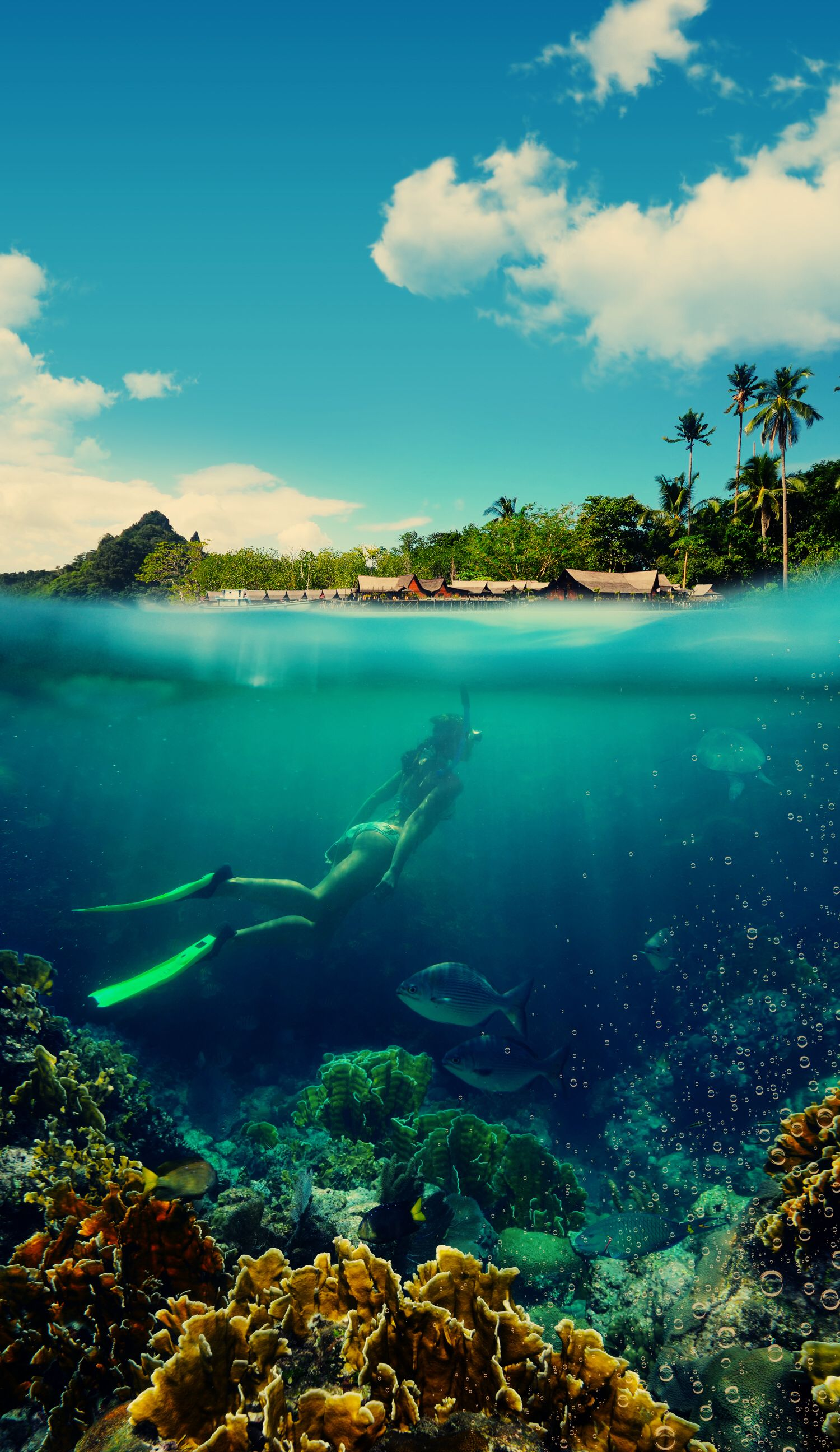 Pin by Lollikins on Summer Wallpaper Indonesia holidays