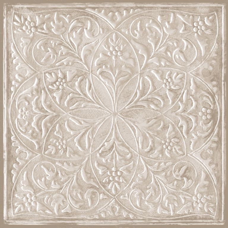 Wallpaper That Looks Like Pressed Tin Panels This Paper Is From The Just Like It Range By Aspiring Wall Pattern Wallpaper Wallpaper Design Pattern Wallpaper