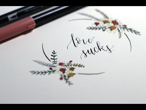 Photo of Quick Start Guide: Floral Wreath Illustrations