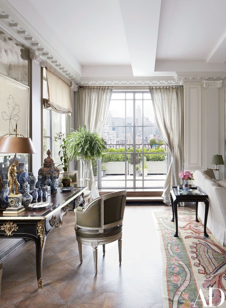 2017 Ad 100 Top Interior Designers Ferguson Shamamian