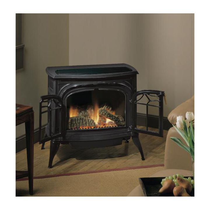Propane Heater Need This For The Family Room Small Gas Fireplace Vented Gas Fireplace Gas Stove