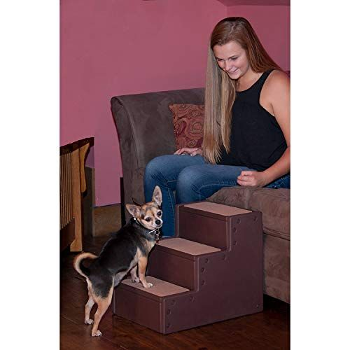 Best Pet Gear Easy Step Iii Pet Stairs 3 Step For Cats Dogs 400 x 300