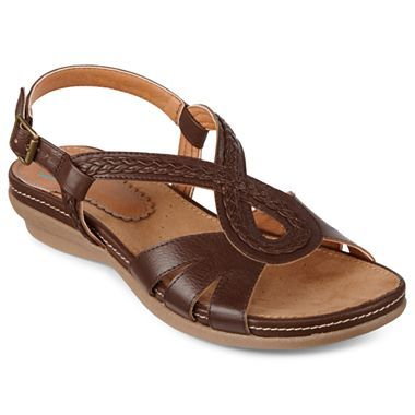 c0b065e32f99b Yuu™ Azora Slingback Comfort Sandals - jcpenney (I have these in black and  brown and they are the most comfortable sandals
