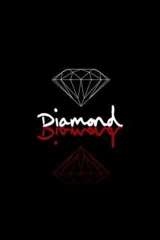 Pin By Samantha Keller On Diamond Clothing Diamond Supply Co Wallpaper Diamond Wallpaper Iphone Diamond Supply