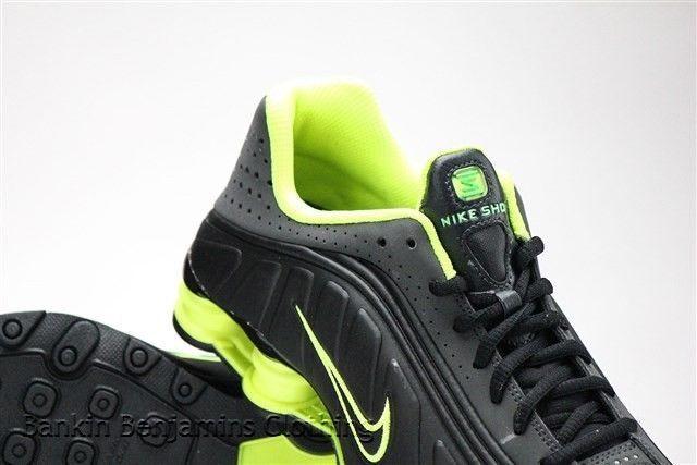 5ebdf3509ee Black · New Nike Shox ...
