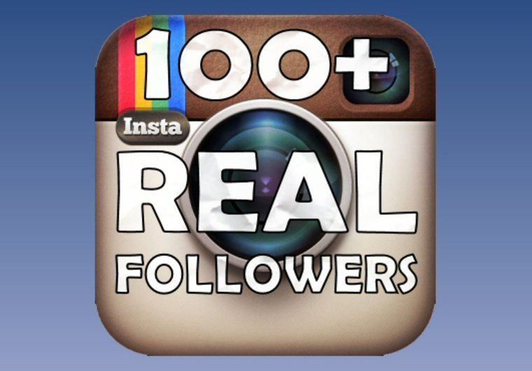 avniy11 give you ★ 100+ REAL Instagram Followers ★ and