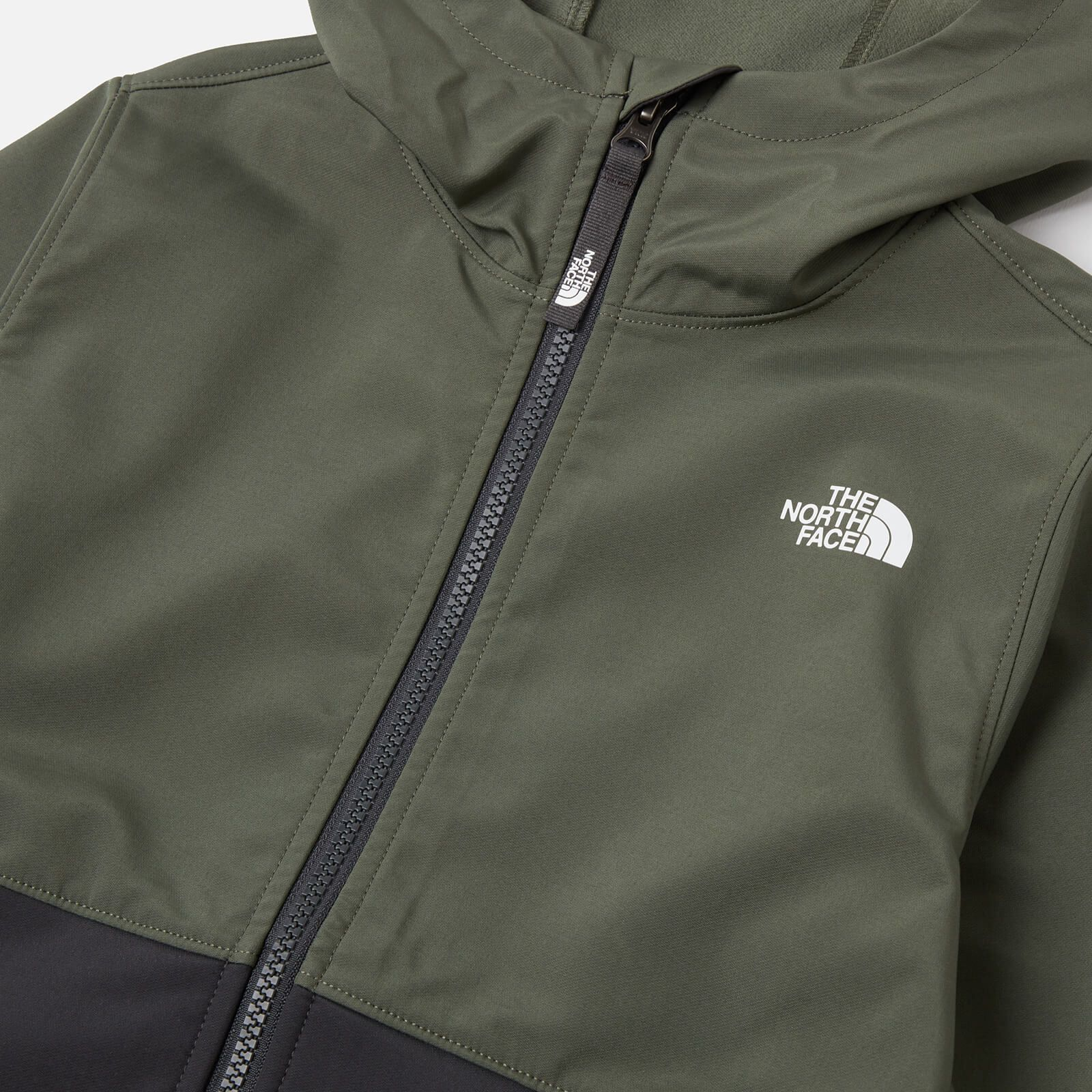The North Face Boys Softshell Jacket Thyme Sponsored Boys Face North Country Fashion Women Soft Shell Jacket Jackets [ 1600 x 1600 Pixel ]