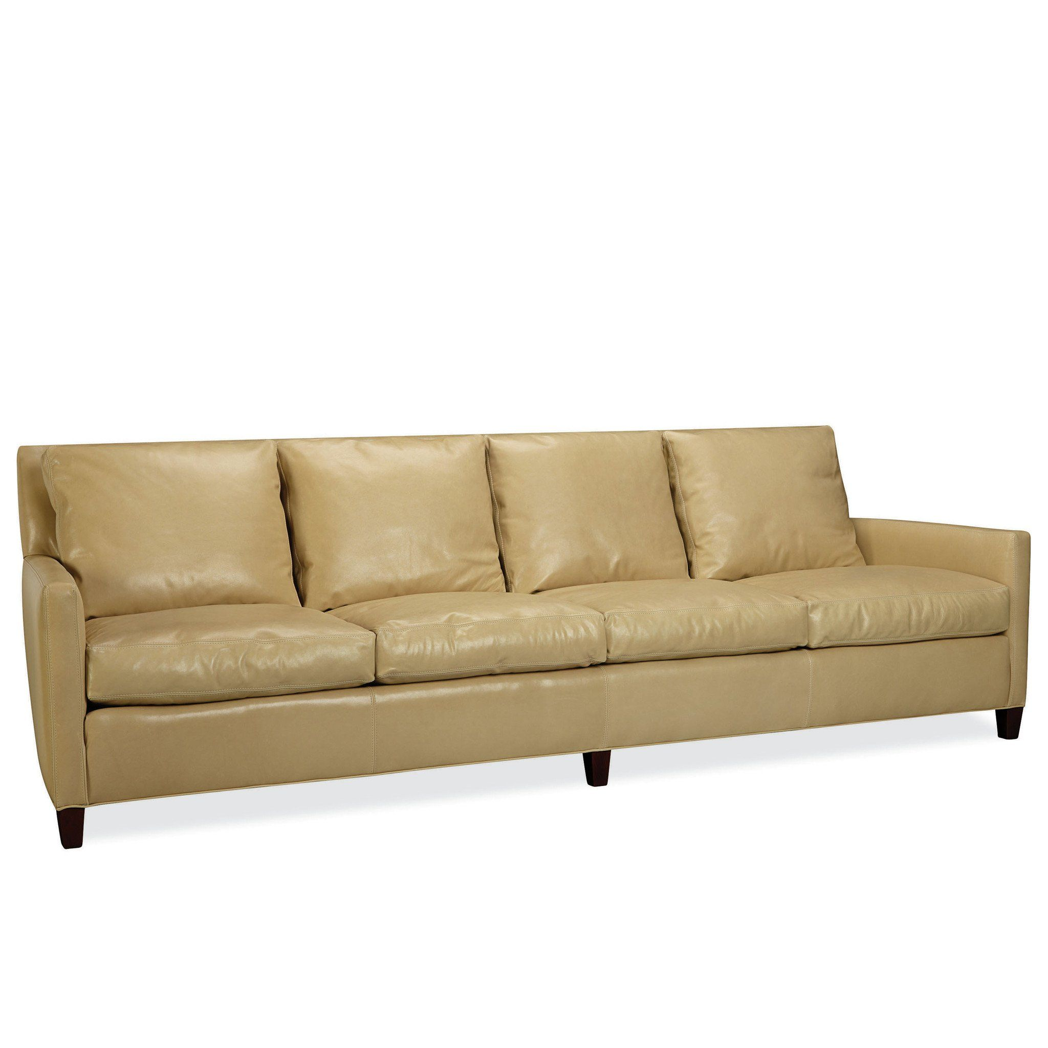 Delicieux Norwich Extra Long Leather Sofa