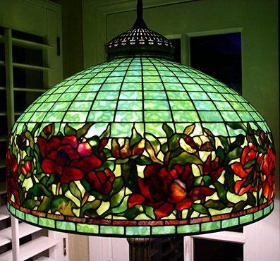 Tiffany Lamp Shade By Divinestringtheory, Via Flickr | Mosaics | Pinterest  | Tiffany Lamp Shade, Tiffany And Glass