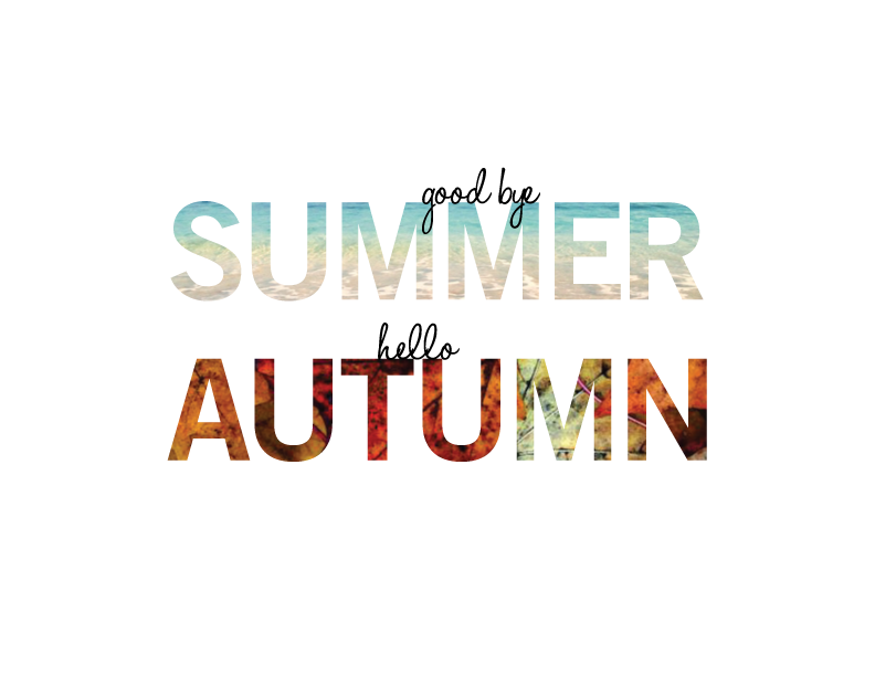 Goodbye Summer, Hello Autumn Quotes Quote Autumn Fall Hello Fall Hello  Autumn Welcome Autumn