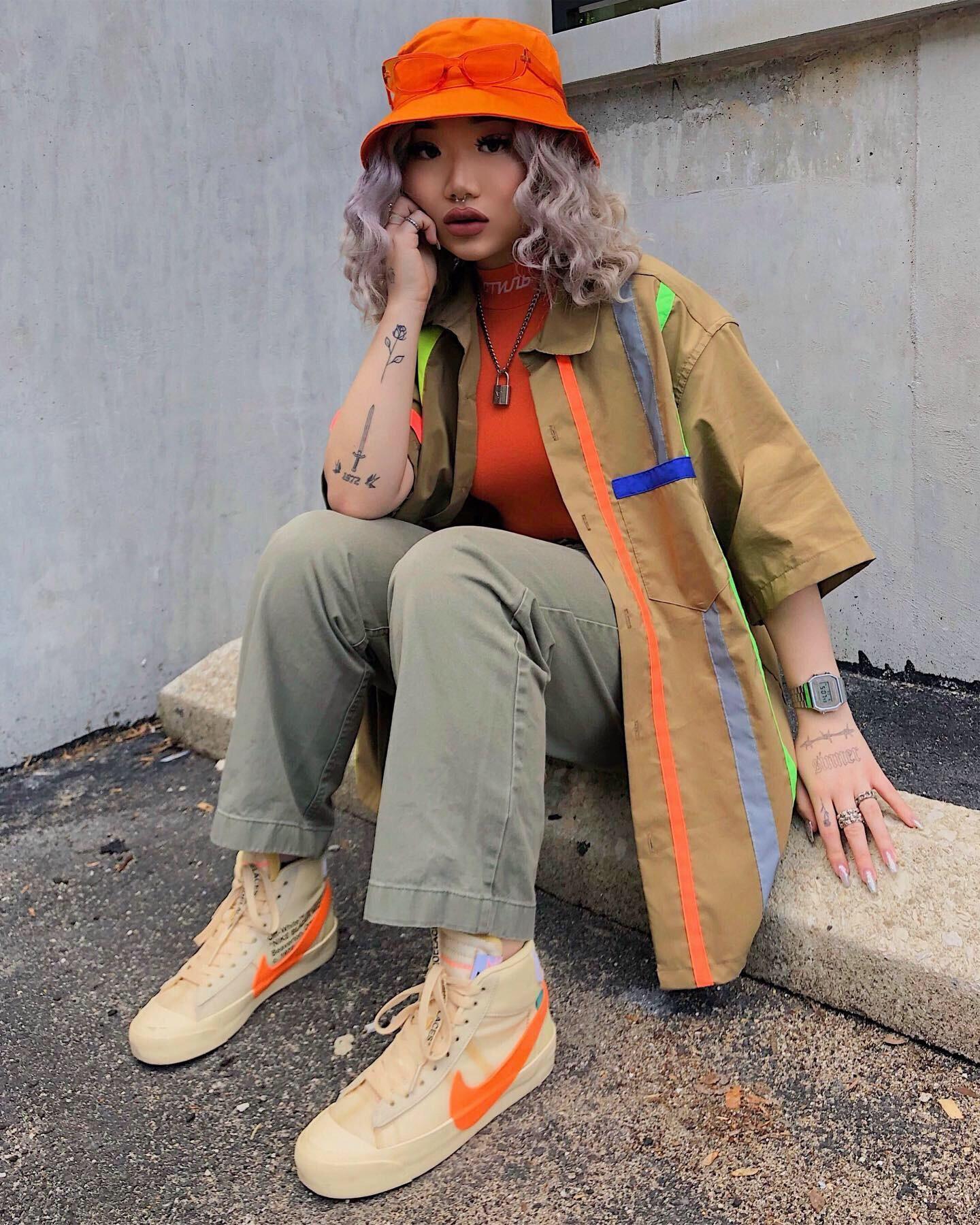 street wear aesthetic