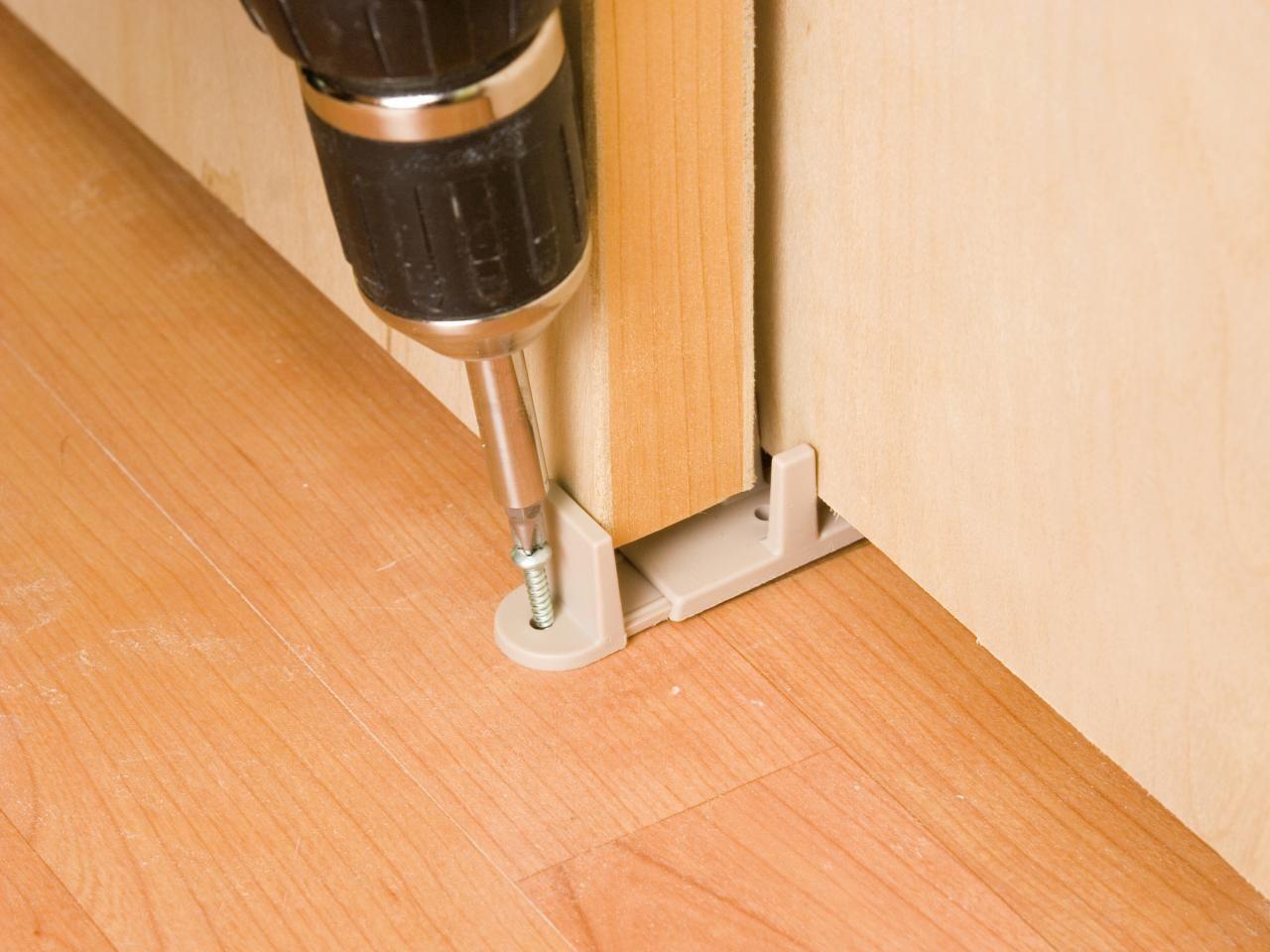 Installing A Sliding Closet Door Basement Pinterest Sliding
