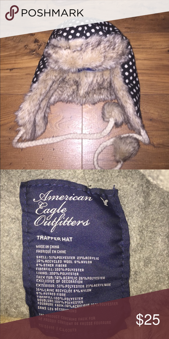 6153bac286b05 Trapper Hat Great for winter. Never worn! American Eagle Outfitters  Accessories Hats