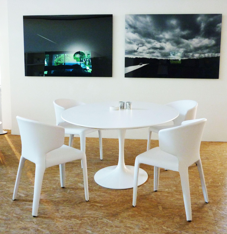 Tavolo Knoll e Sedie Cassina #Tavolo #Knoll Saarinen, # ...