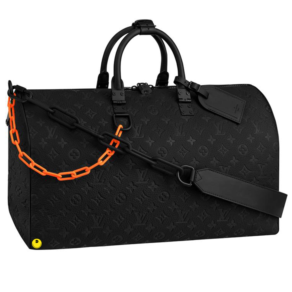 8e724c9d KEEPALL 50B €3500 $4600 M53263 TAURILLON ABSOLUTE BLACK | XIII in ...