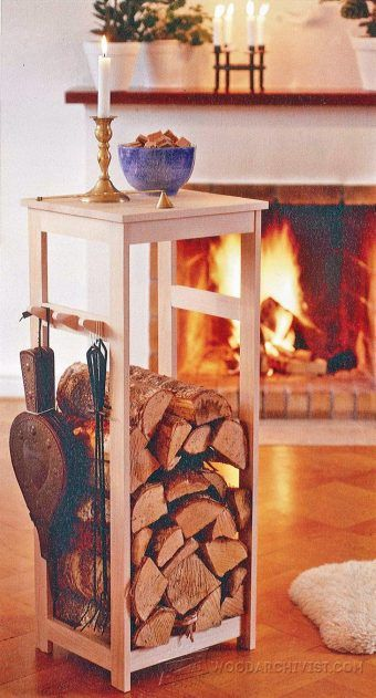 Build Fireplace Woodworking Plans and Projects Woodwork