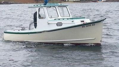 Camden 22 Boat Lobster Boat Boat Design