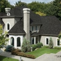 Royal Estate Shadow Slate Shingle House Roof Shingles Roof Design