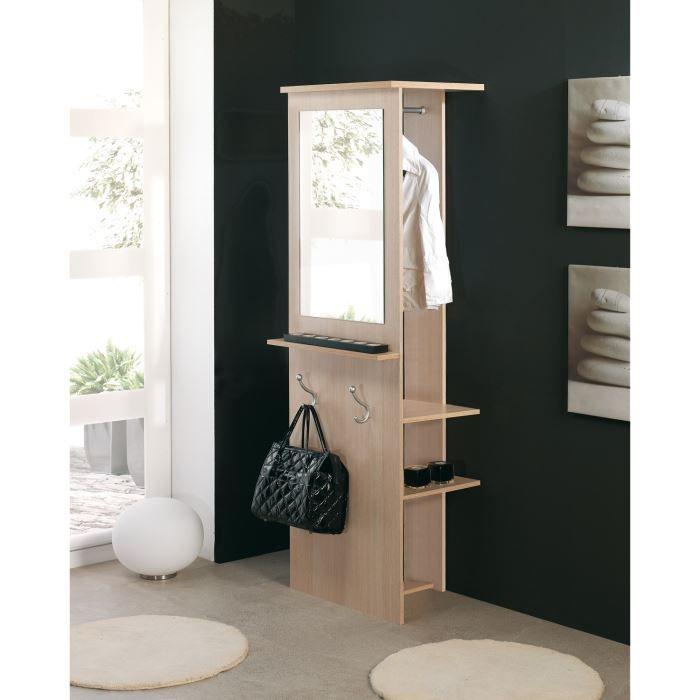 vestiaire d 39 entr e avec miroir achat vente s jour complet vestiaire d 39 entr e avec miroir. Black Bedroom Furniture Sets. Home Design Ideas
