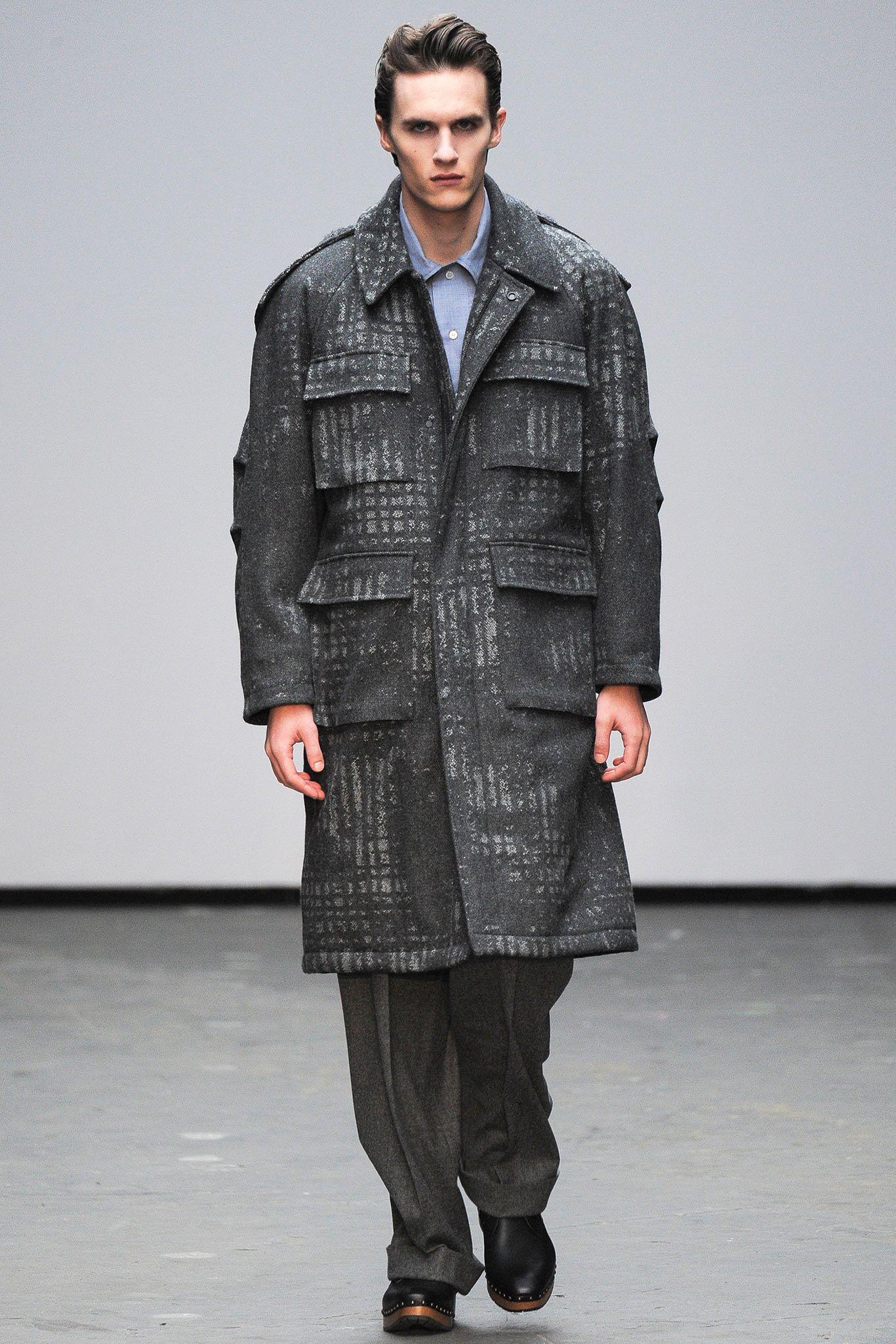 E tautz fall menswear look of mens wear