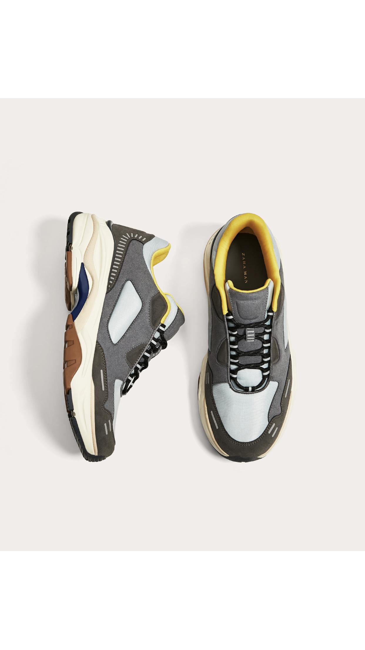 ZARA Dad Shoes | Dad shoes, Zara, Shoes