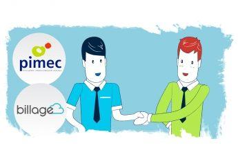 Pimec y Billage juntos apoyando a los autónomos y microempresas http://www.comunicae.es/nota/pimec-y-billage-juntos-apoyando-a-los-1116010/