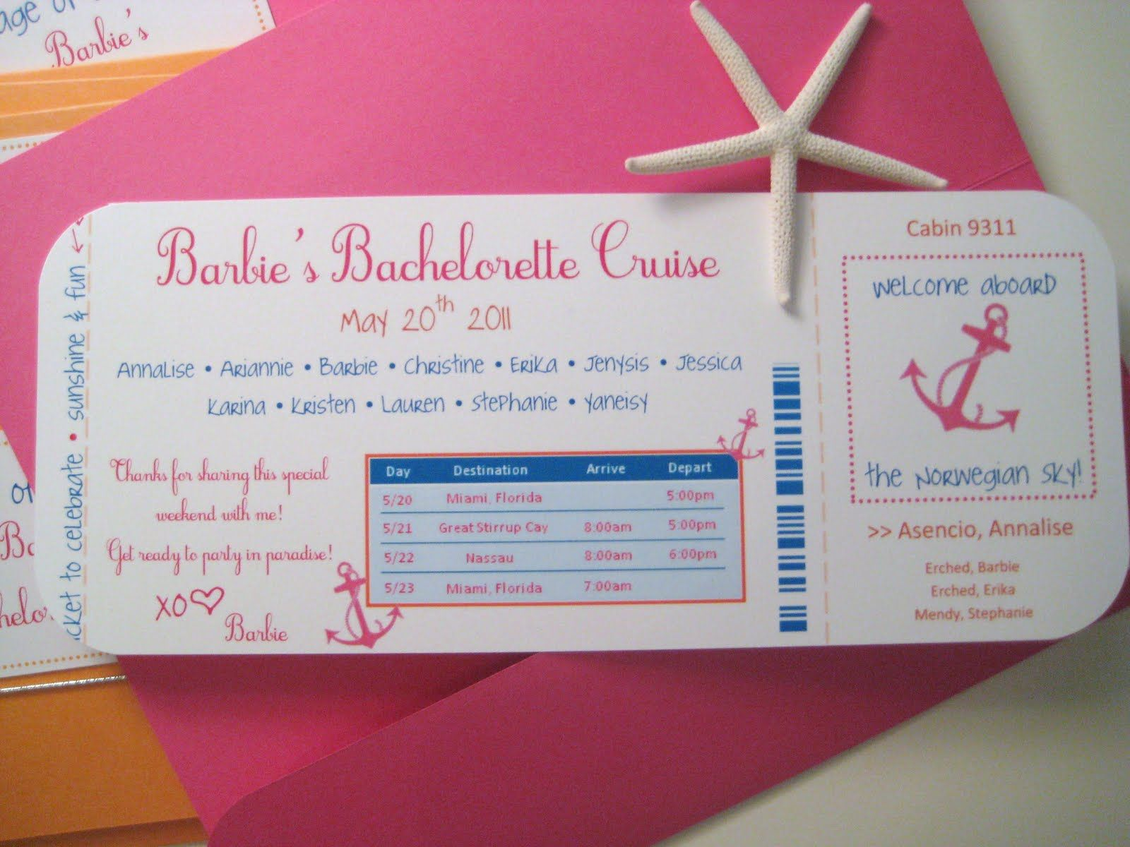 Out of The Box Bachelorette Party Ideas | Bachelorette party ...
