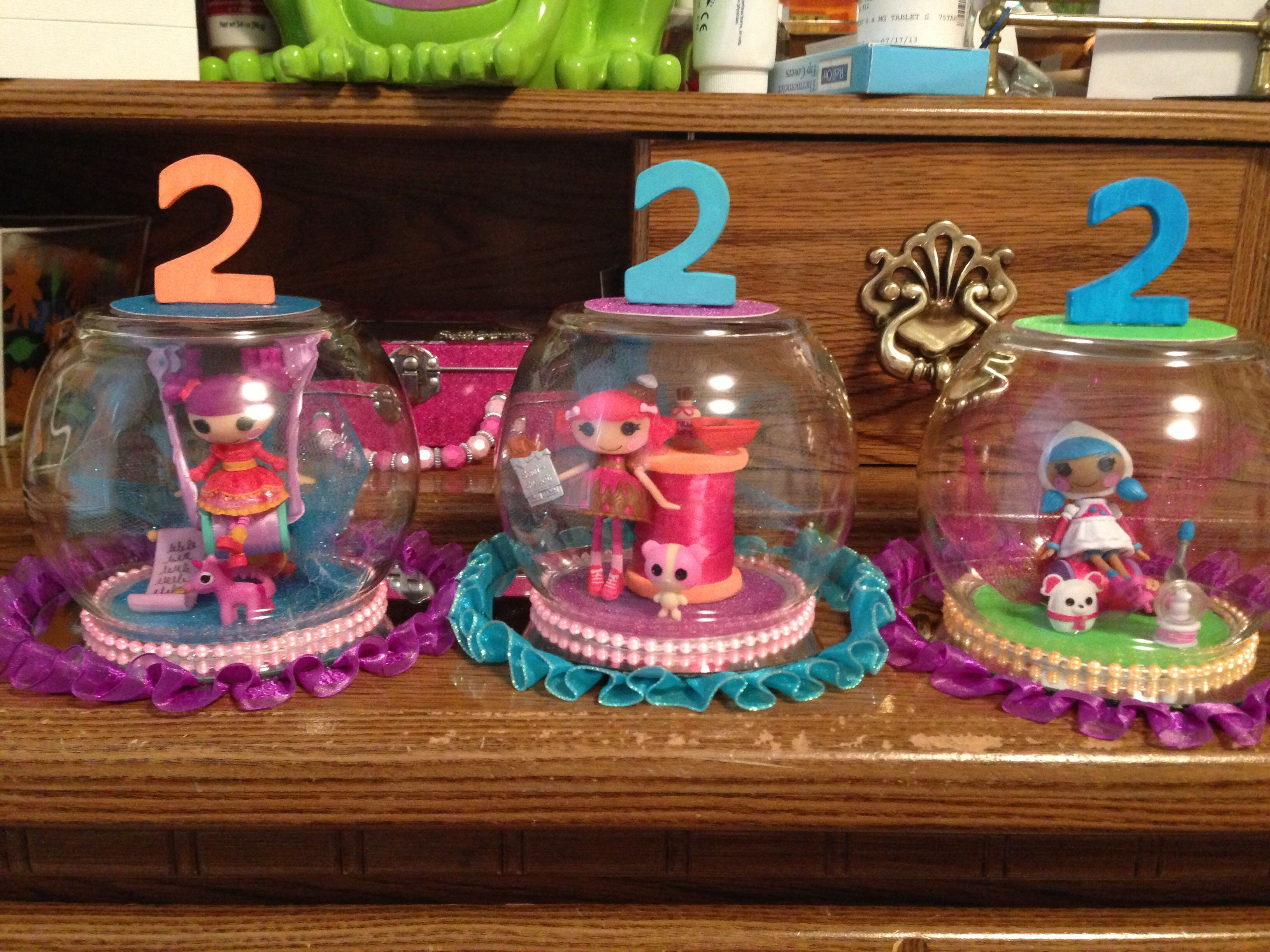 17 best Natalie's Lalaloopsy 2nd Birthday Party images on ...