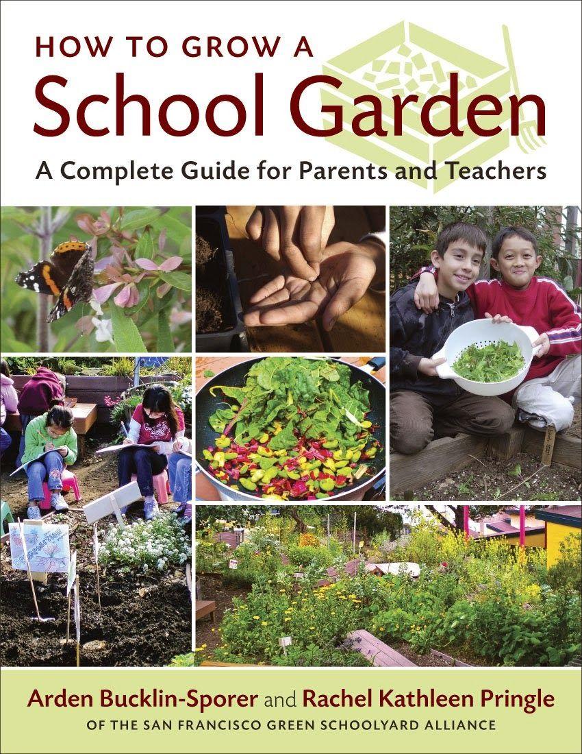 des livres sur le jardinage avec les enfants books preschool garden garden guide et school. Black Bedroom Furniture Sets. Home Design Ideas