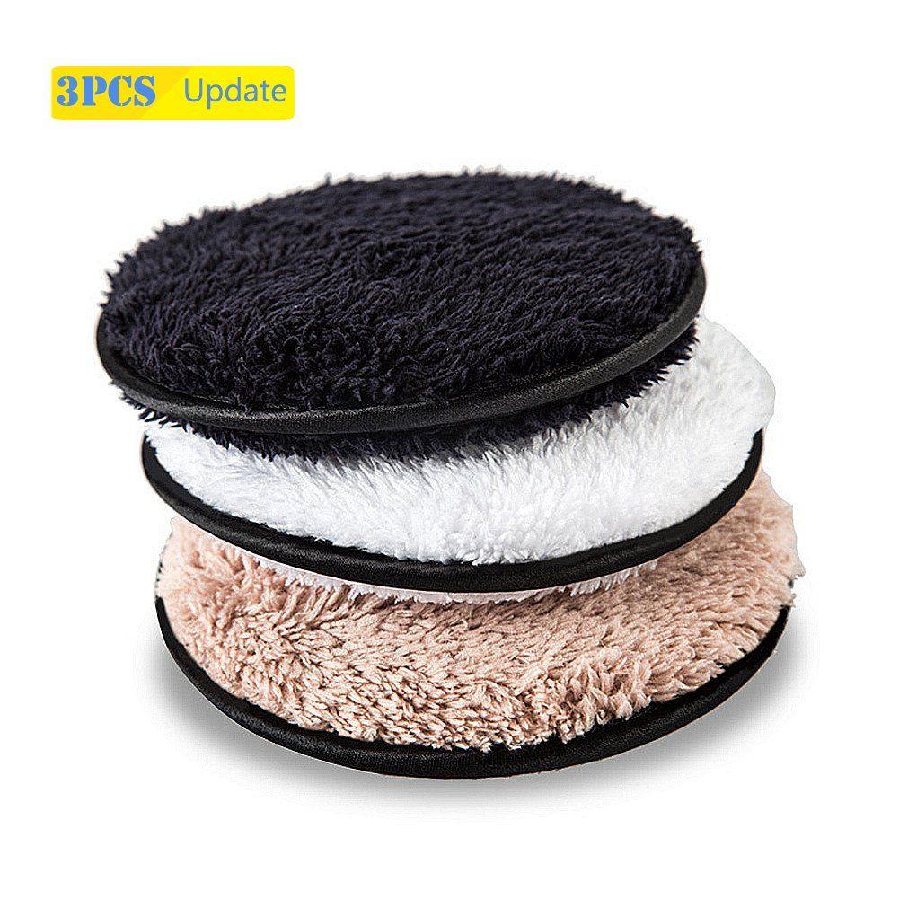 Reusable Makeup Remover Pads, Premium Microfiber Cloth