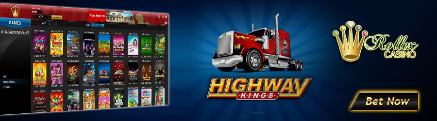play highway kings online live games with free credits at rollex11 casino!