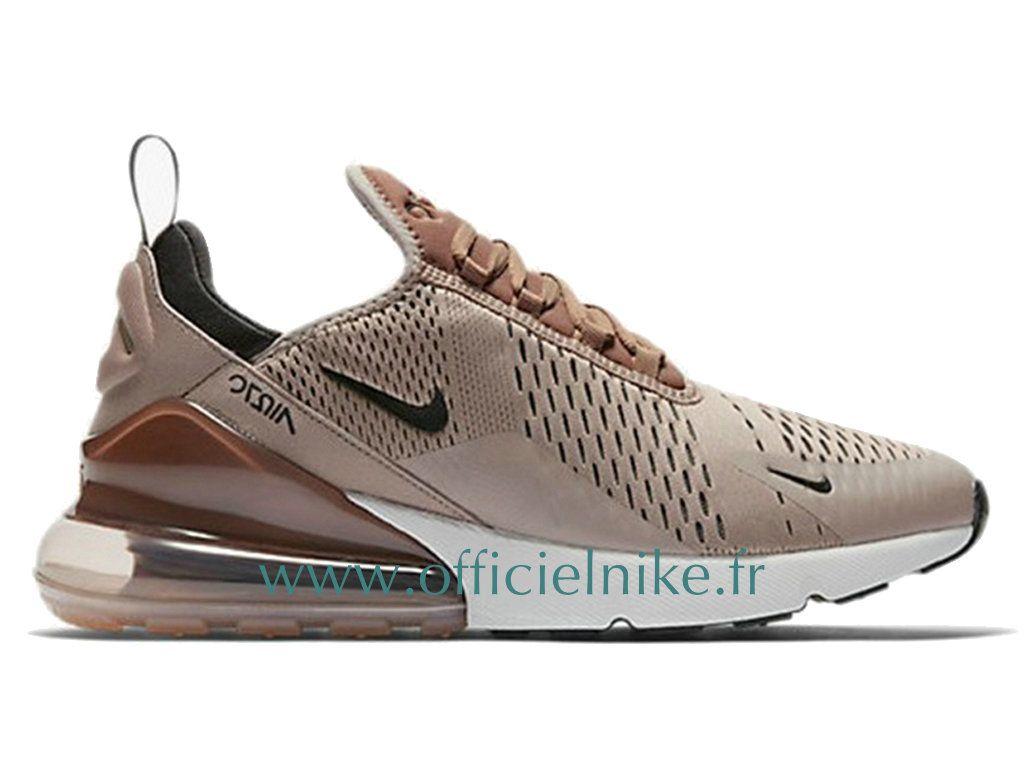 Homme Chaussure Officiel Nike Air Max 270 Pierre Sépia AH8050-200