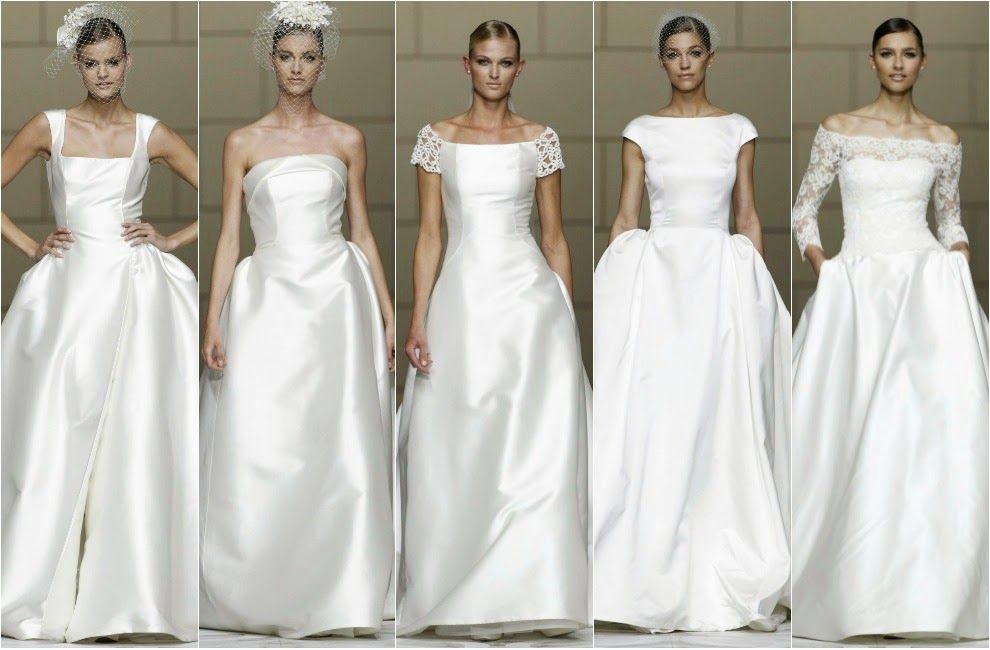 pronovias: 50 años vistiendo a la novia más exigente, 50 vestidos