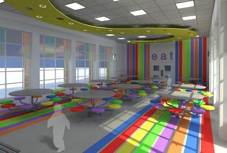 School Dining Hall  Google Search  Apetece  Pinterest New School Dining Room Design Ideas