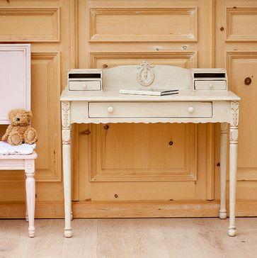 Pastel & Interesting Furniture by Bradshaw Kirchofer Handmade Furniture traditional desks