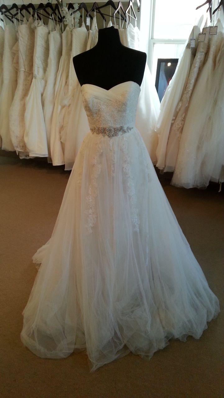 Pronovias Benjamin  Size   Sample Wedding Dresses  Wedding